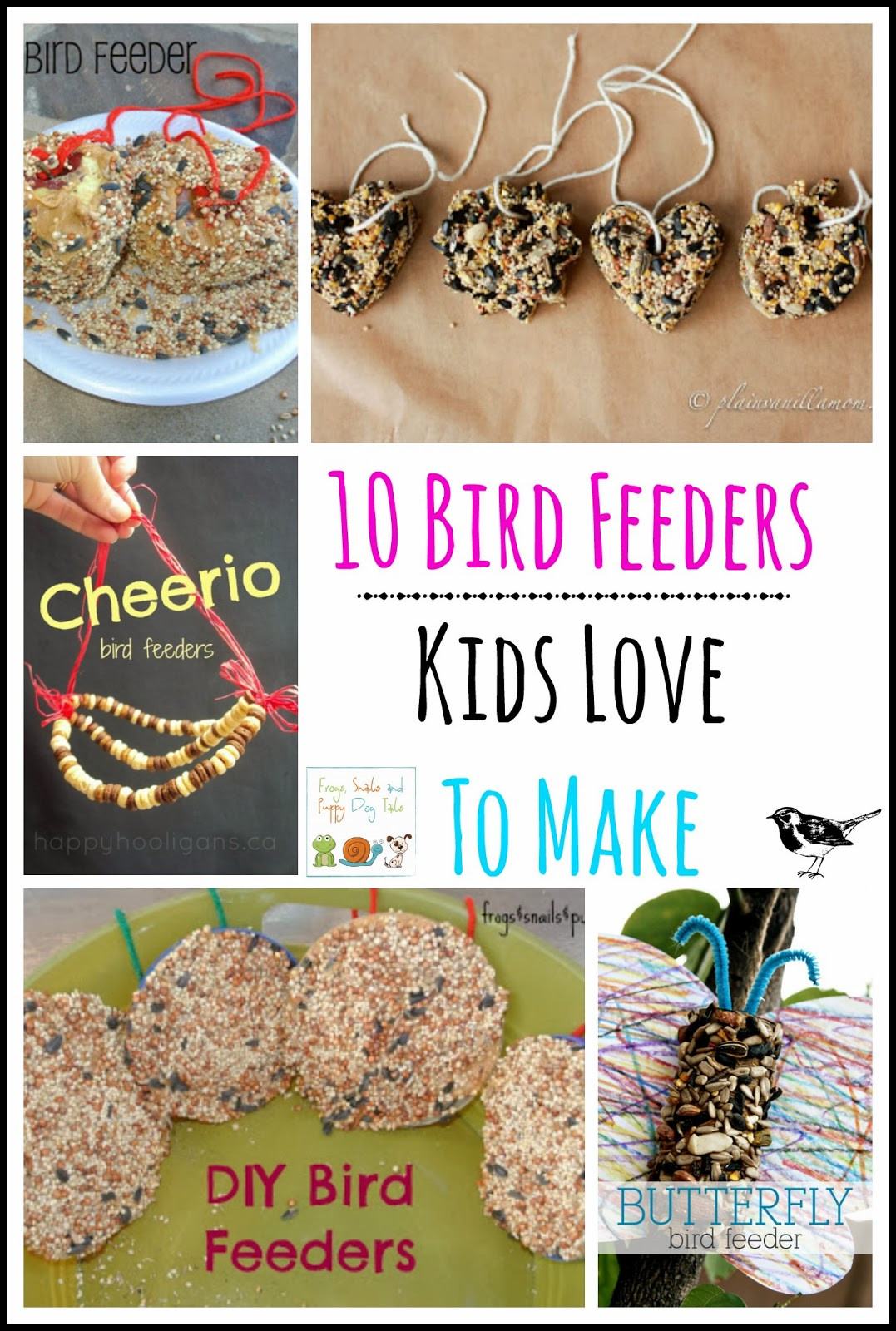 Best ideas about DIY Bird Feeders For Kids . Save or Pin 10 Bird Feeders Kids Love To Make FSPDT Now.