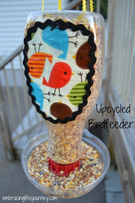 Best ideas about DIY Bird Feeders For Kids . Save or Pin How to Make 40 Terrific Homemade Birdfeeders Now.