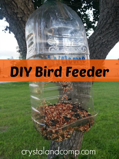 Best ideas about DIY Bird Feeders For Kids . Save or Pin Summer Activities for Preschoolers How to Make a Bird Feeder Now.