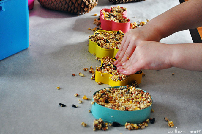 Best ideas about DIY Bird Feeders For Kids . Save or Pin DIY Bird Seed Feeders Easy To Make Nature Friendly Kids Now.