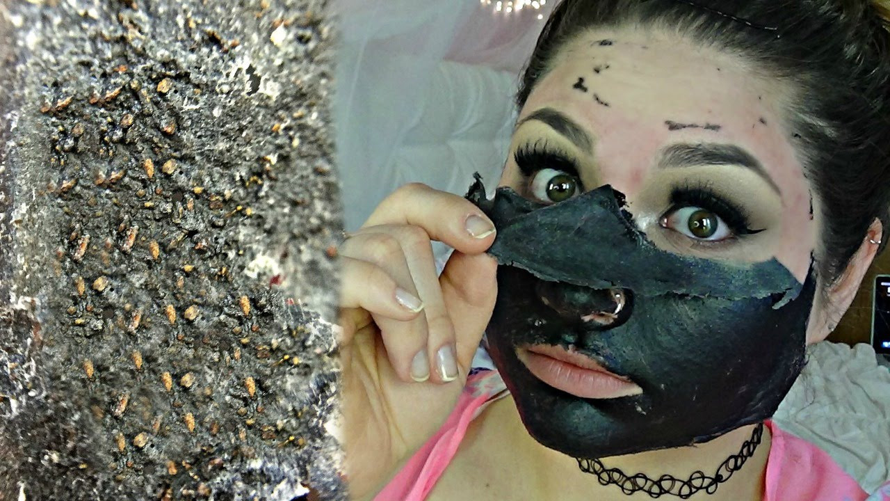 Best ideas about DIY Black Charcoal Mask . Save or Pin DIY Charcoal Blackhead Peel f Mask Actually Works Now.