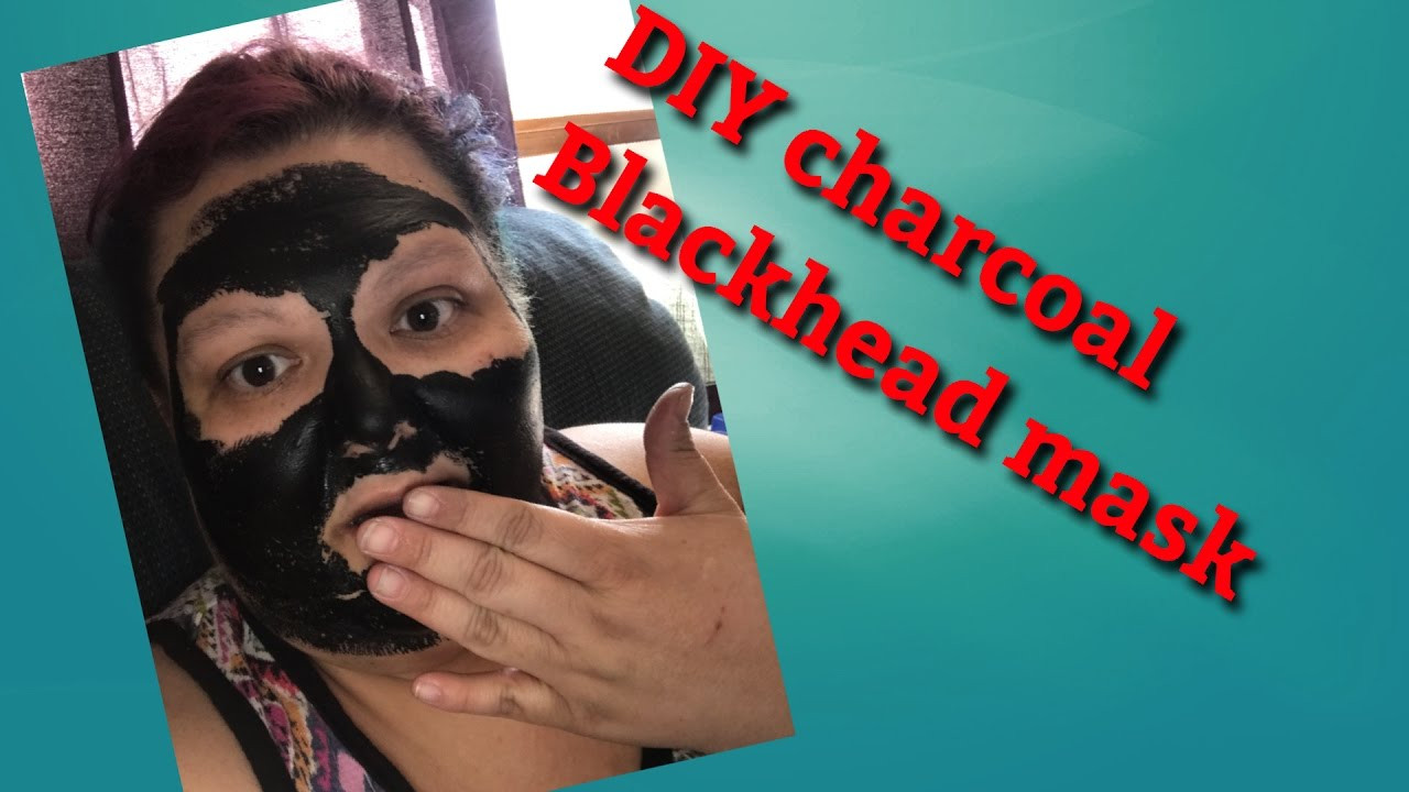 Best ideas about DIY Black Charcoal Mask . Save or Pin DIY black charcoal mask Now.