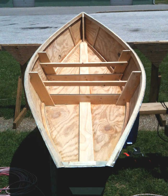 Best ideas about DIY Boat Plans . Save or Pin Diy Wooden Boat boats canoes Now.