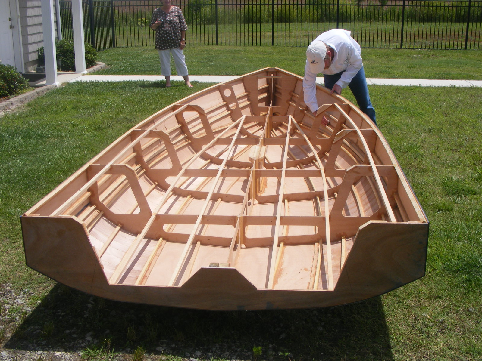 Best ideas about DIY Boat Plans . Save or Pin Woodwork Plywood Boat Designs PDF Plans Now.