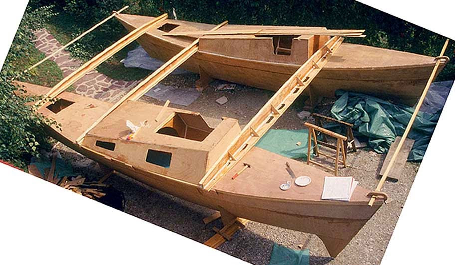 Best ideas about DIY Boat Plans . Save or Pin Project Gridless DIY Sailboats Now.