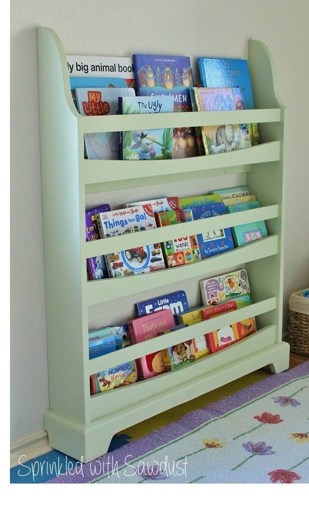 Best ideas about DIY Bookshelf For Kids . Save or Pin 15 DIY Bookshelves To Organize & Display Your Fav Stories Now.
