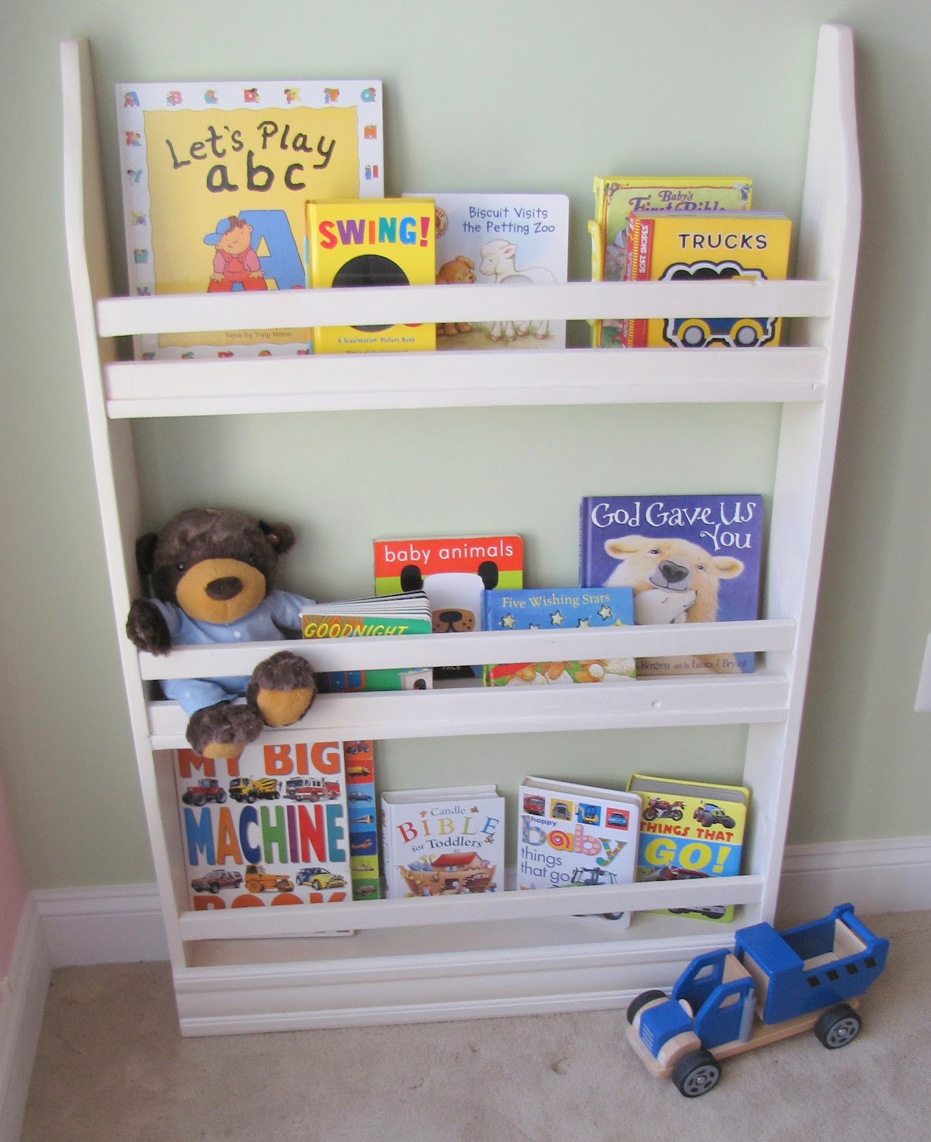 Best ideas about DIY Bookshelf For Kids . Save or Pin Lipstick and Sawdust PB Inspired Bookshelves Now.