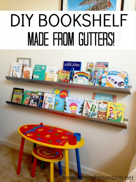 Best ideas about DIY Bookshelf For Kids . Save or Pin 37 DIY Bookshelf Ideas Unique and Creative Ideas Now.