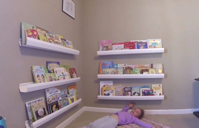 Best ideas about DIY Bookshelf For Kids . Save or Pin DIY SHELF IDEAS 📚 Now.