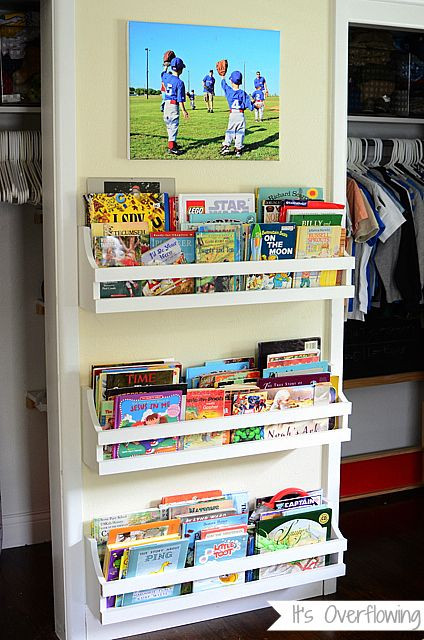 Best ideas about DIY Bookshelf For Kids . Save or Pin Best 25 Wall mounted bookshelves ideas on Pinterest Now.
