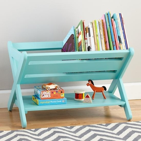 Best ideas about DIY Bookshelf For Kids . Save or Pin 25 Really Cool Kids' Bookcases And Shelves Ideas Now.
