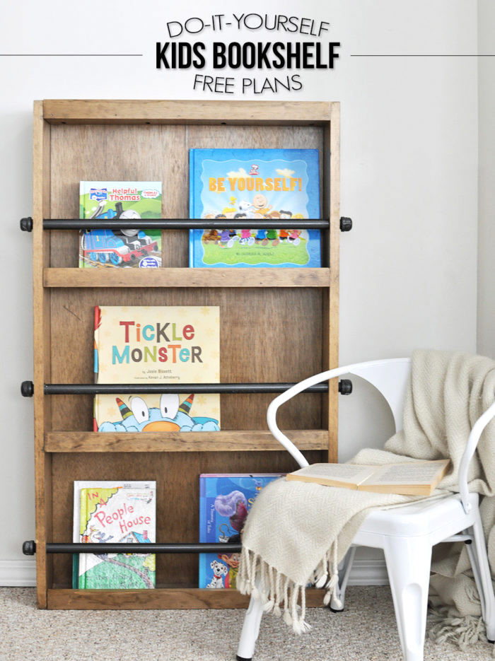 Best ideas about DIY Bookshelf For Kids . Save or Pin DIY Salvaged Junk Projects 361 with tipsFunky Junk Interiors Now.