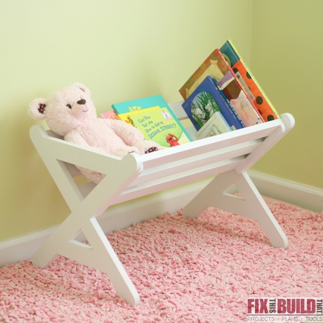 Best ideas about DIY Bookshelf For Kids . Save or Pin Ana White Now.