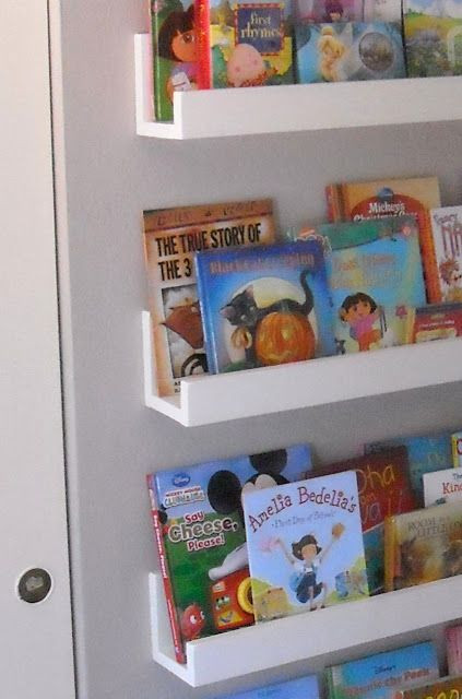Best ideas about DIY Bookshelves For Kids . Save or Pin DIY Bookshelves for kids Home Pinterest Now.