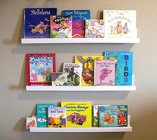Best ideas about DIY Bookshelves For Kids . Save or Pin DIY Kids Bookshelf Now.
