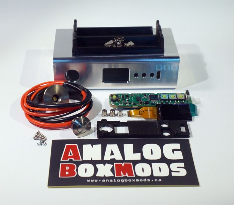 Best ideas about DIY Box Mod Kit . Save or Pin DIY Box Mod Kit DNA75 Canada Now.
