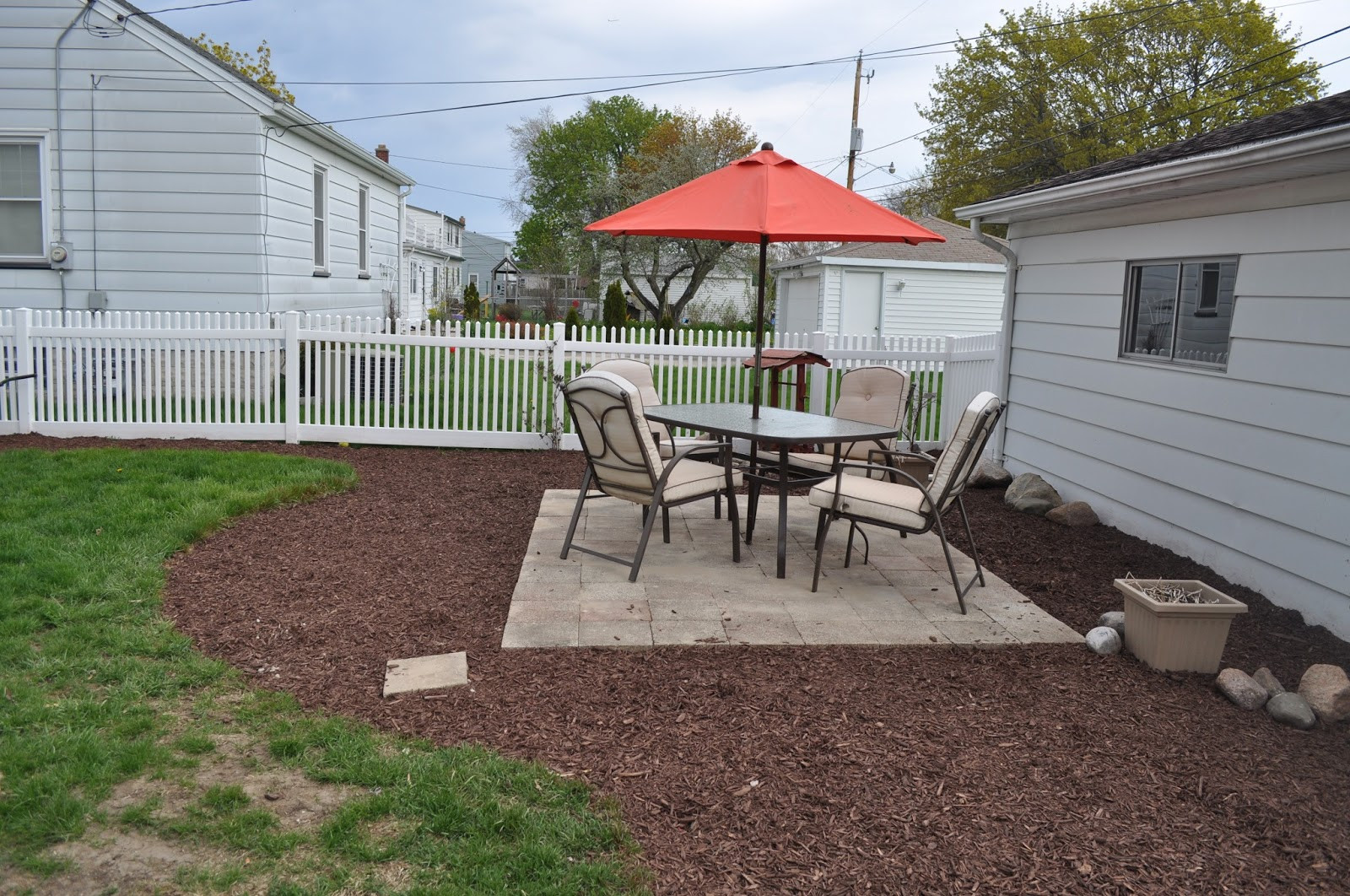 Best ideas about DIY Brick Patio . Save or Pin Carri Us Home DIY Paver Patio Now.