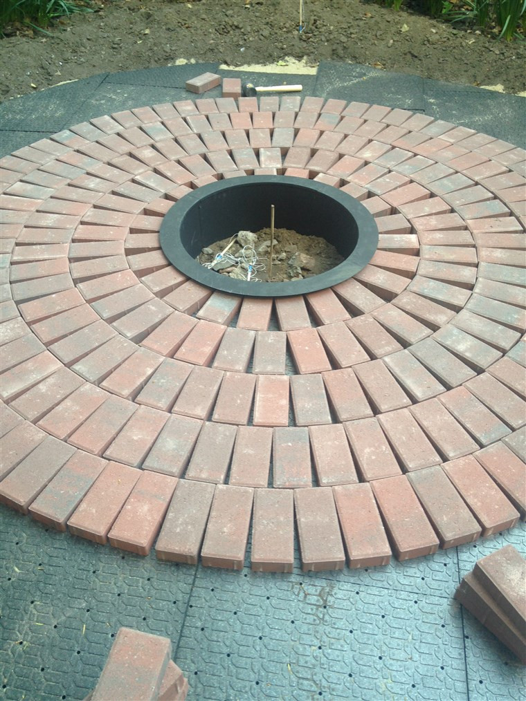 Best ideas about DIY Brick Patio . Save or Pin DIY How to create a backyard brick patio Now.