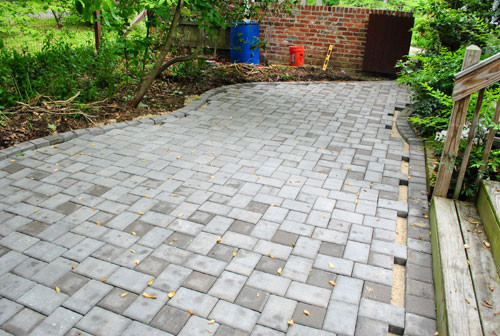 Best ideas about DIY Brick Patio . Save or Pin How To Build A Paver Patio It s DONE Now.