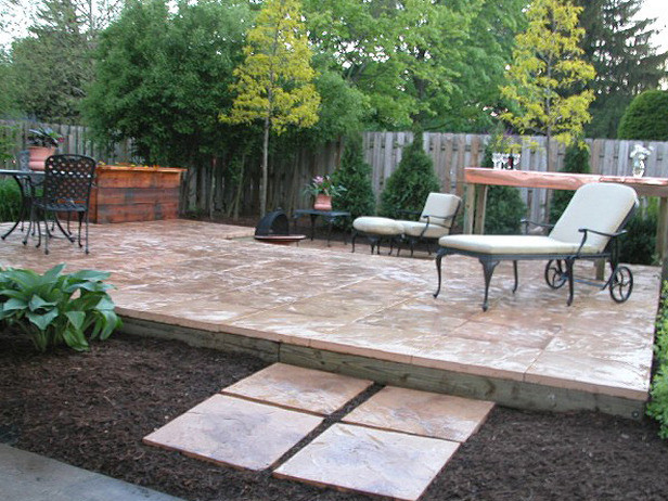 Best ideas about DIY Brick Patio . Save or Pin Backyard Landscaping Ideas The Process of Building a Patio Now.
