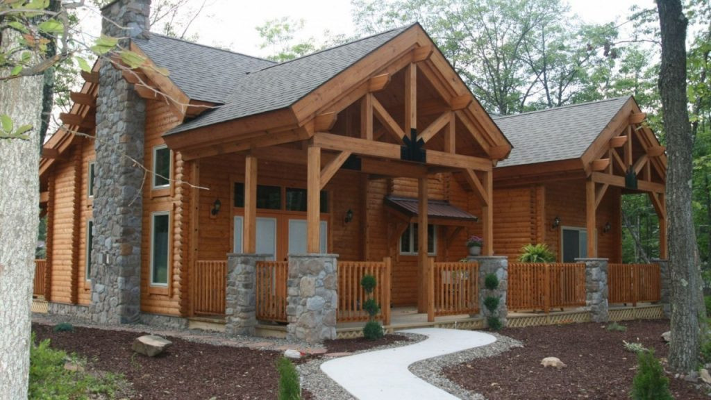 Best ideas about DIY Cabin Kit . Save or Pin Diy Log Cabin Kits Unique Log Cabin Kits Conestoga Log Now.