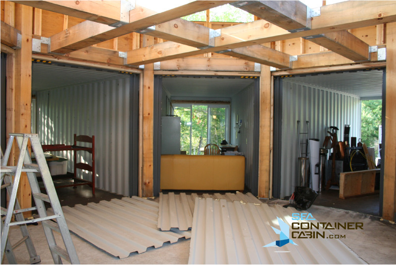 Best ideas about DIY Cabin Kit . Save or Pin diy sea container cabin kit Archives Now.