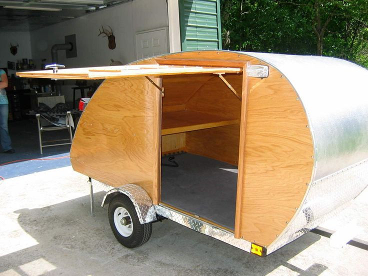 Best ideas about DIY Camper Trailer Kits . Save or Pin teardrop trailers Now.