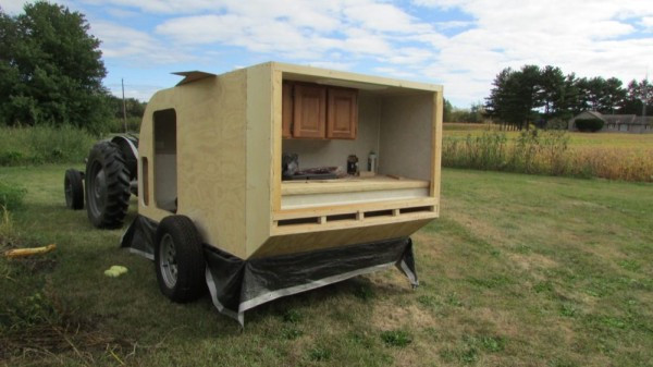 Best ideas about DIY Camper Trailer Kits . Save or Pin DIY Micro Camping Trailer I Built for Cheap Now.