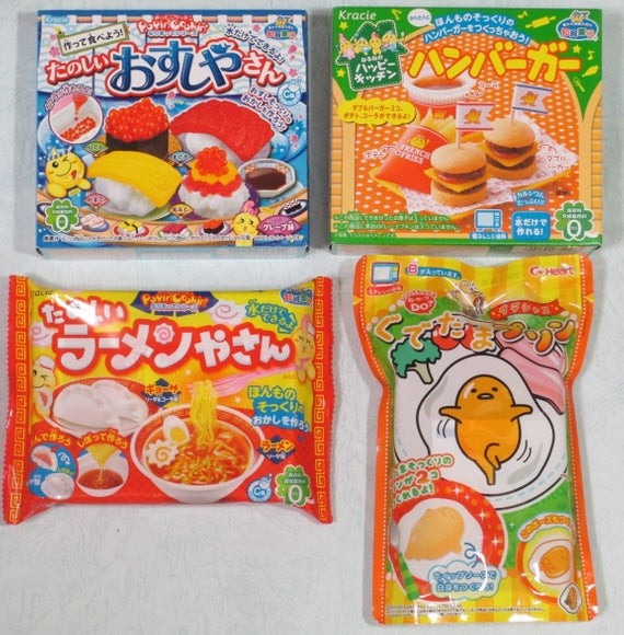 Best ideas about DIY Candy Kit . Save or Pin 4 Pcs Japanese Candy DIY Kits Kracie Popin by Now.