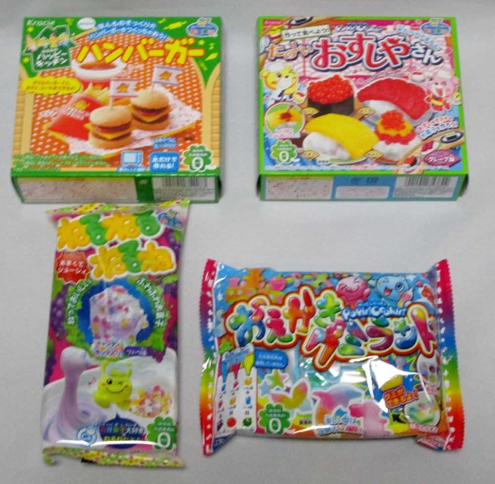 Best ideas about DIY Candy Kit . Save or Pin Kracie Happy kitchen Popin cookin Japanese candy DIY Now.