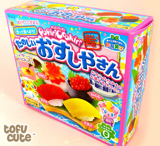 Best ideas about DIY Candy Kit . Save or Pin Buy Popin Cookin DIY Candy Making Kit Sushi at Tofu Cute Now.