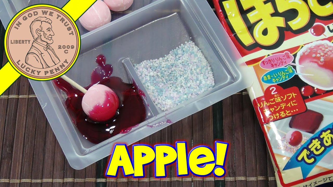 Best ideas about DIY Candy Kit . Save or Pin Coris Candy Apple DIY Japanese Candy Kit Now.