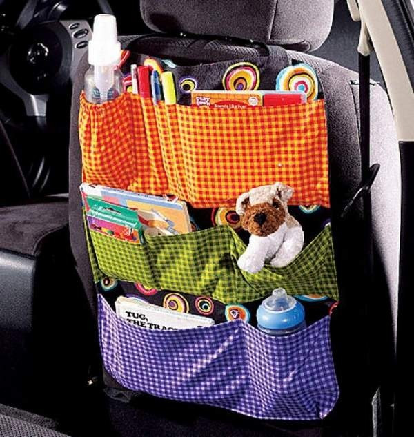 Best ideas about DIY Car Organizers . Save or Pin 59 best Diy car accessories images on Pinterest Now.