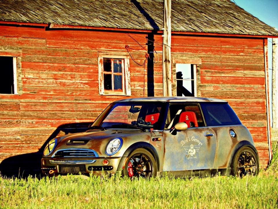 Best ideas about DIY Car Paint Jobs . Save or Pin Rust Bucket Mini Cooper NOT Paint Pearls Now.