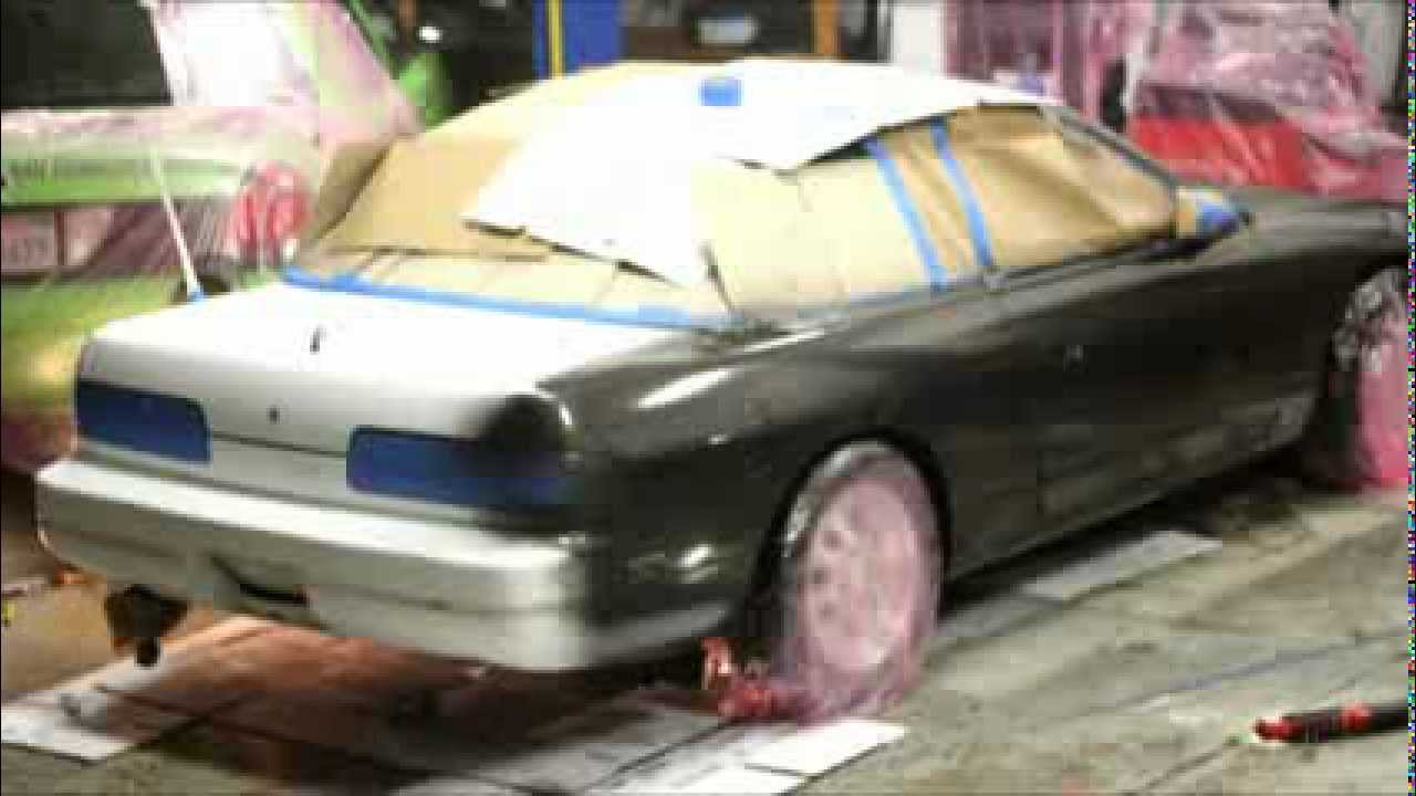 Best ideas about DIY Car Paint Jobs . Save or Pin Nissan 240sx Now.
