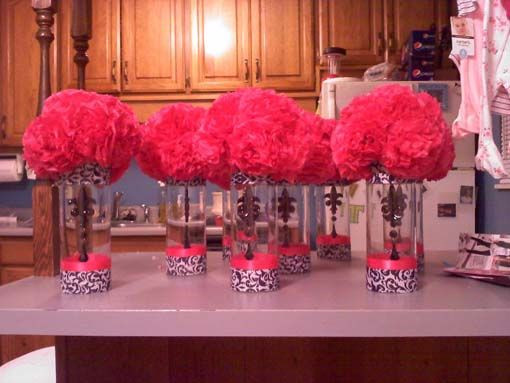 Best ideas about DIY Centerpieces For Wedding Receptions . Save or Pin Pinterest • The world's catalog of ideas Now.