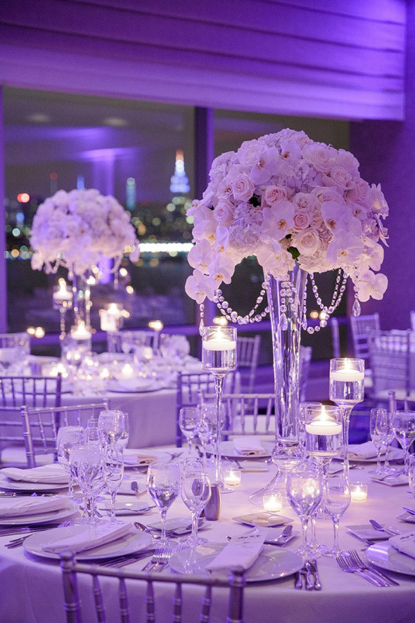 Best ideas about DIY Centerpieces For Wedding Receptions . Save or Pin 16 Stunning Floating Wedding Centerpiece Ideas Now.