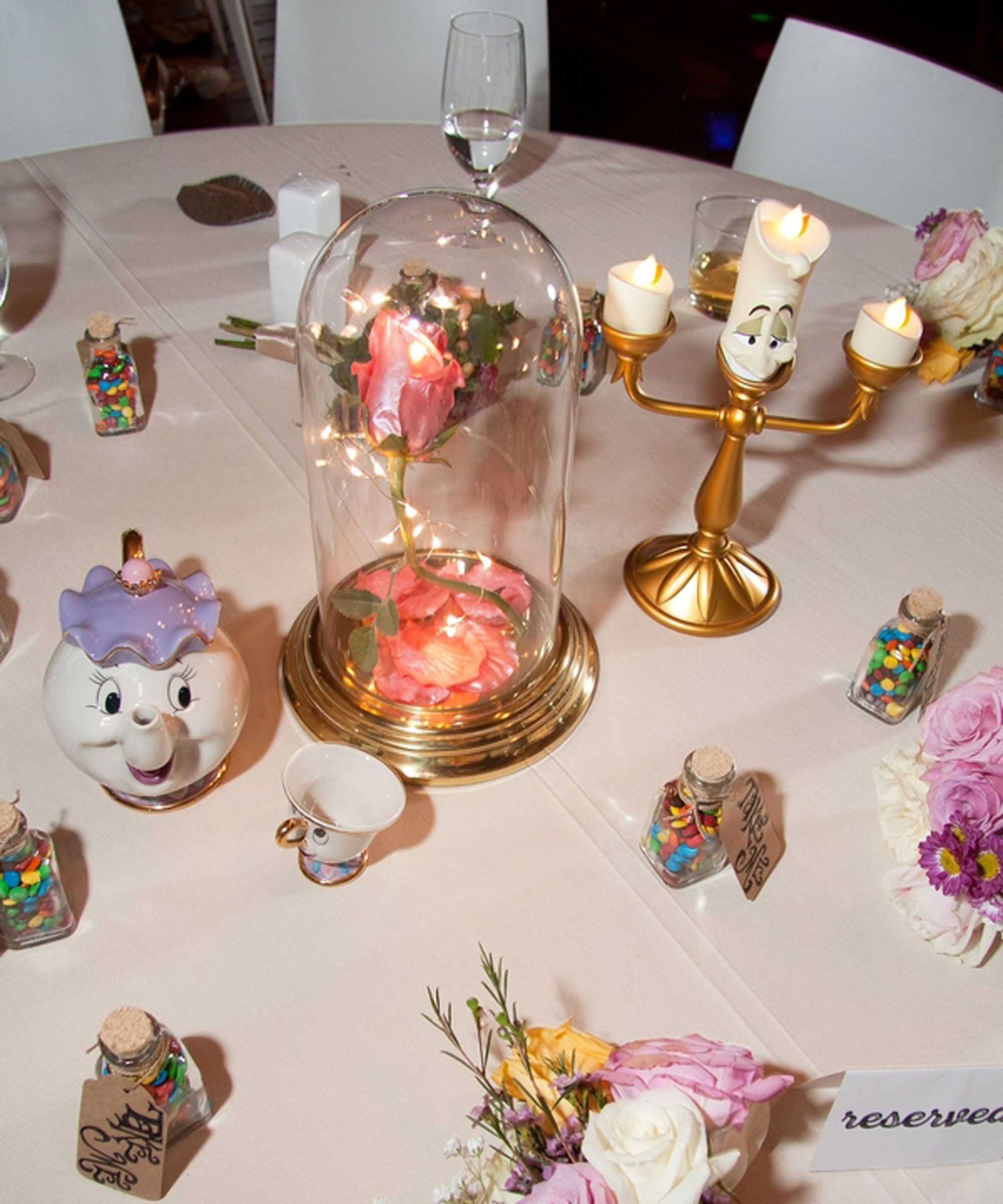 Best ideas about DIY Centerpieces For Wedding Receptions . Save or Pin Disney DIY Wedding Reception Centerpieces Now.