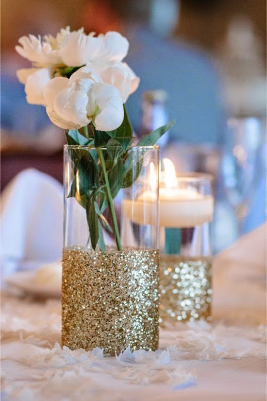 Best ideas about DIY Centerpieces Wedding . Save or Pin Wedding Ideas Blog Lisawola How to DIY Simple Wedding Now.