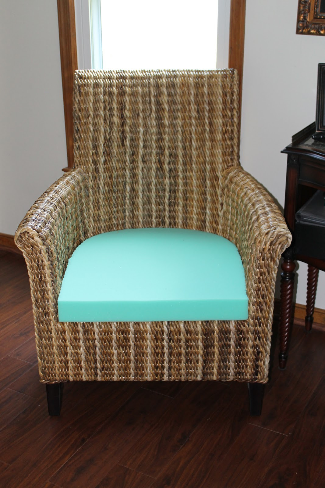 Best ideas about DIY Chair Cushion . Save or Pin Magnolia Mommy Made DIY Chair Cushions Now.