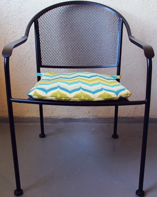 Best ideas about DIY Chair Cushion . Save or Pin diy patio chair cushions Lovely Indeed Now.