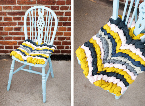 Best ideas about DIY Chair Cushion . Save or Pin DIY Chair Cushion Now.