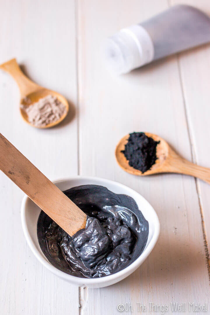 Best ideas about DIY Charcoal Face Mask . Save or Pin DIY Charcoal Face Mask for Acne Prone Skin Oh The Now.