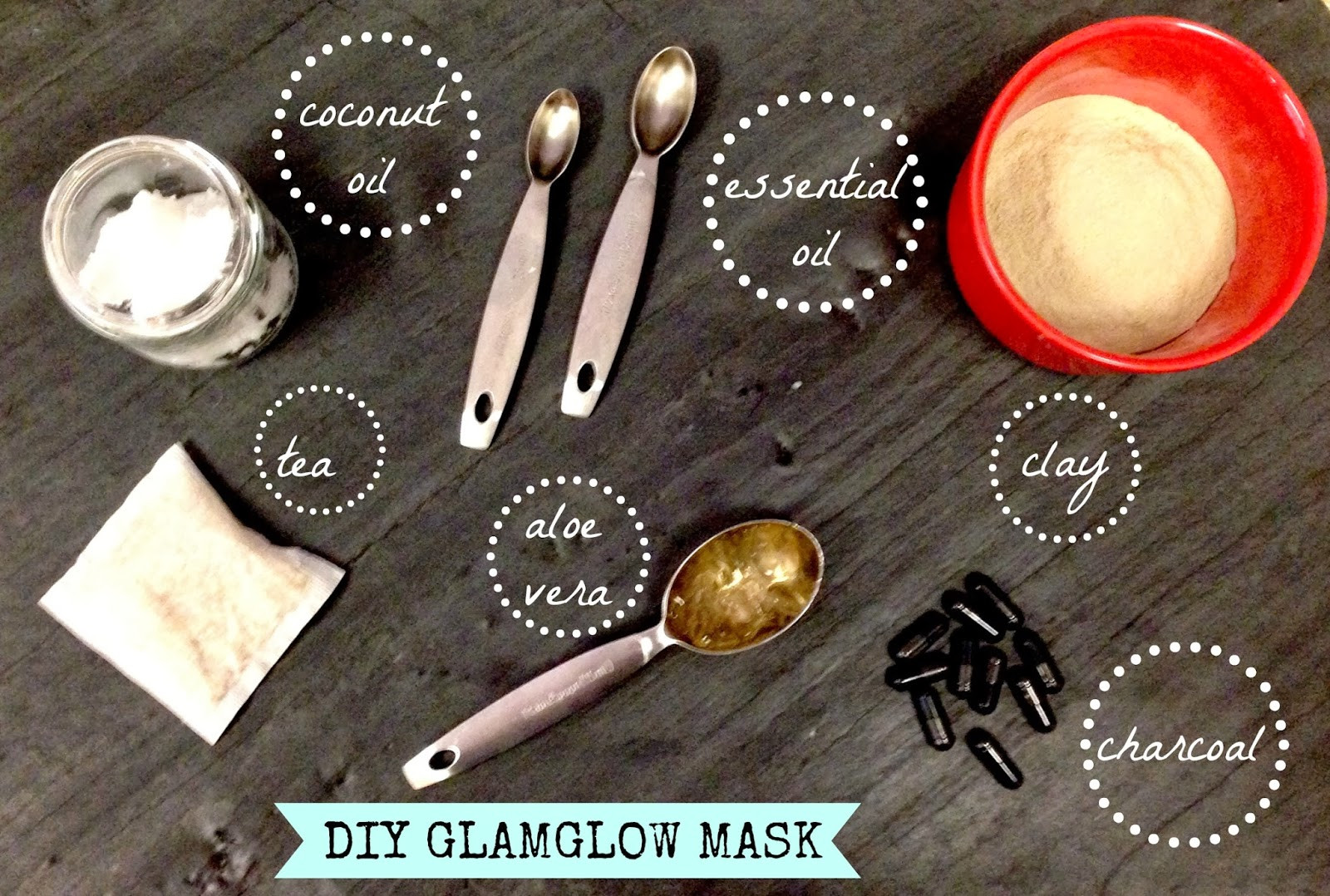 Best ideas about DIY Charcoal Face Mask . Save or Pin DIY GLAMGLOW FACE MASK Now.