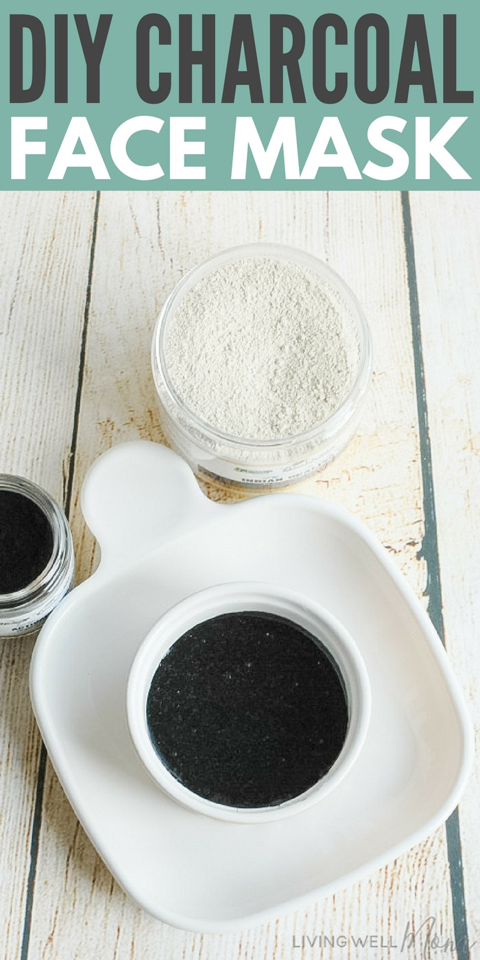 Best ideas about DIY Charcoal Mask Recipe . Save or Pin DIY Charcoal Face Mask Recipe Living Well Mom Now.