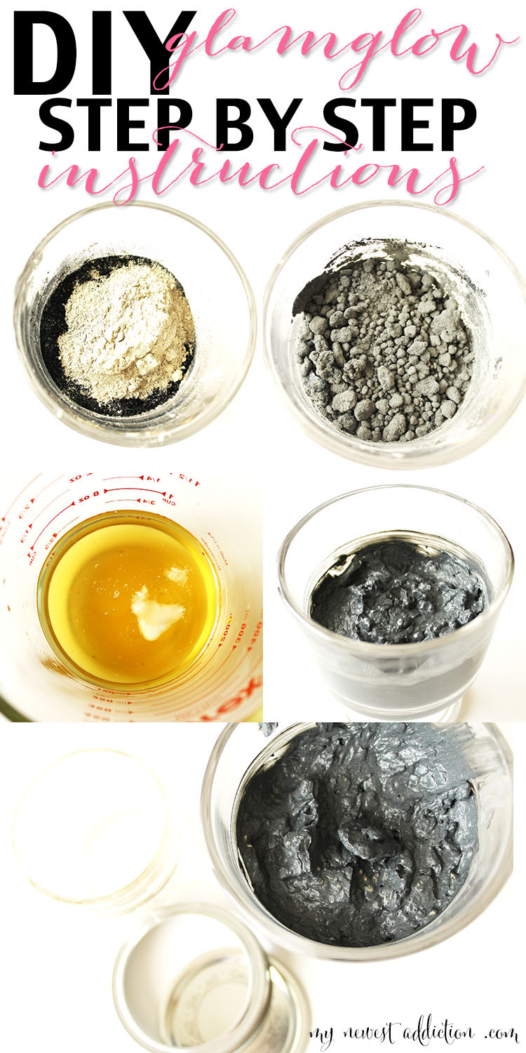 Best ideas about DIY Charcoal Mask Recipe . Save or Pin DIY Glamglow Inspired Mask My Newest Addiction Now.