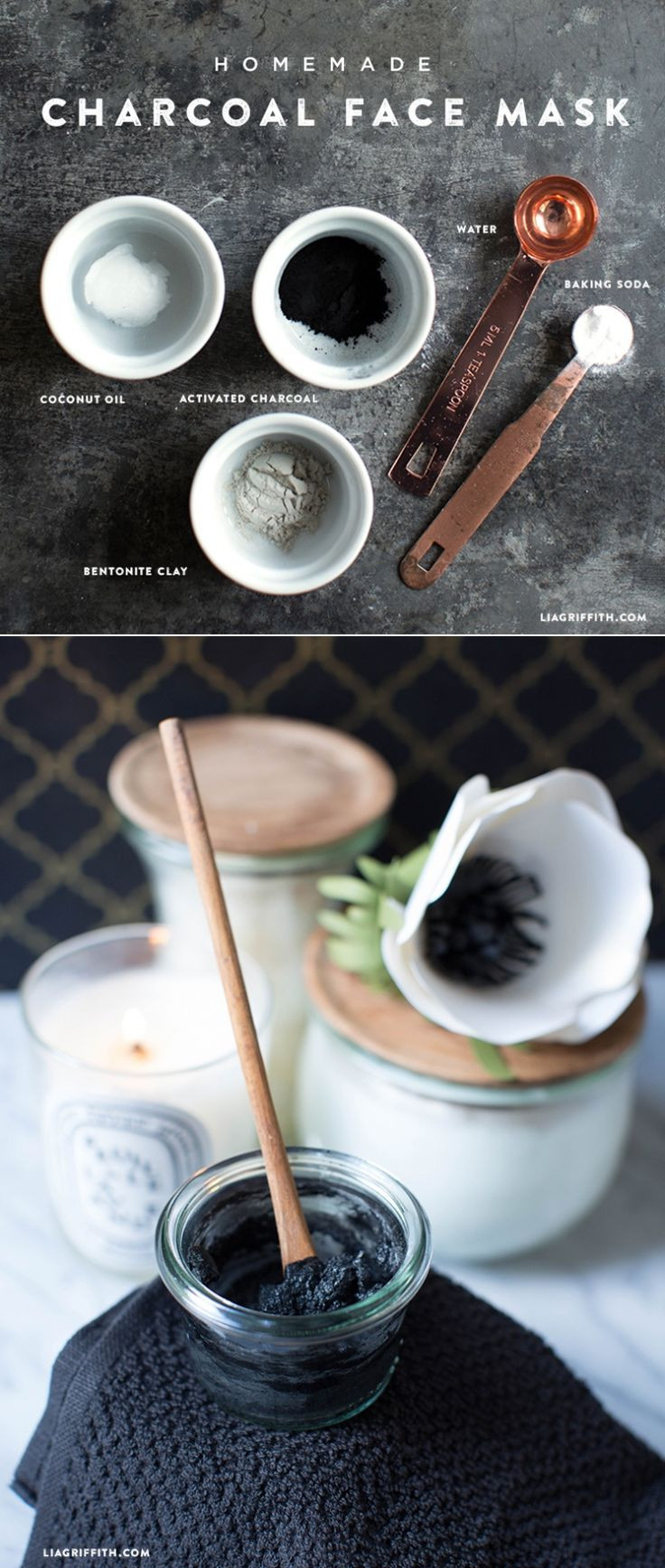 Best ideas about DIY Charcoal Mask Recipe . Save or Pin Homemade Charcoal Face Mask Recipe Now.