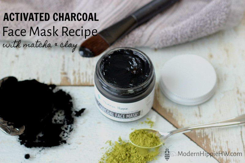Best ideas about DIY Charcoal Mask Recipe . Save or Pin Activated Charcoal Face Mask Recipe with Matcha and Clay Now.