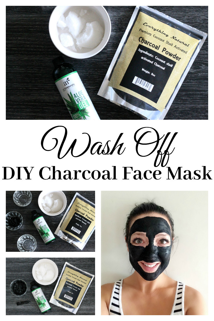Best ideas about DIY Charcoal Mask Recipe . Save or Pin Wash f DIY Charcoal Face Mask Extreme Couponing Mom Now.