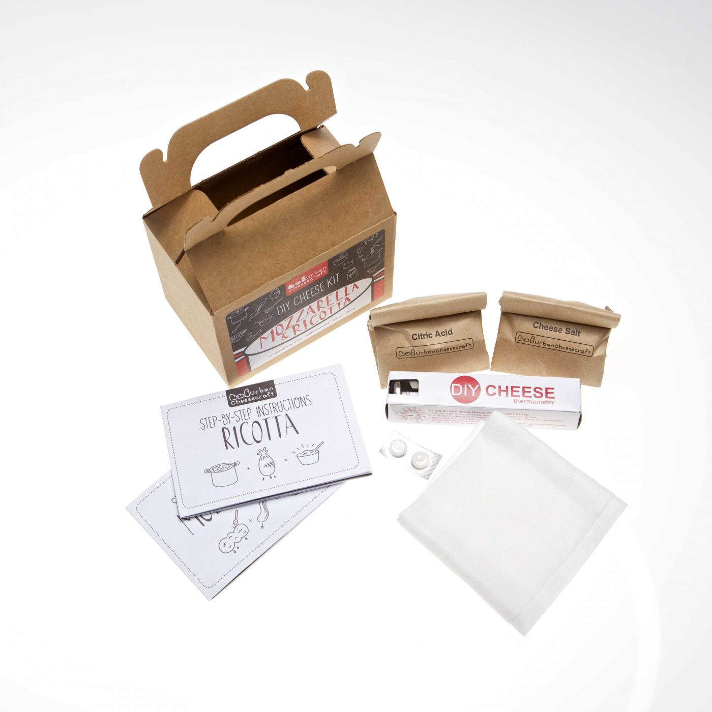 Best ideas about DIY Cheese Kit . Save or Pin Mozzarella & Ricotta DIY Cheese Kit Hatch Lab Now.